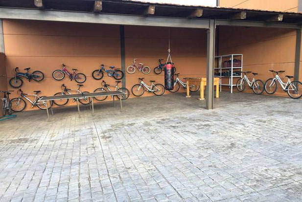 bicicletas para rutas cabañeros gratis